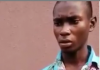 Househelp caught on third attempt of poisoning his boss and his family with sniper (video)