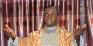 Rev. Father Ejike Mbaka Finally Reveal the Cure of Coronavirus