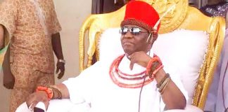 Oba of Benin restrict movement of Human and Vehicle around Oba Palace