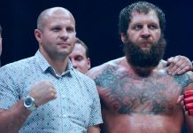 Fedor and Alexander Emelianenko