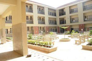 Edo University students Hostel